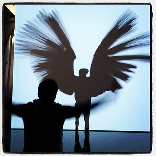 We got our wings at the #Creators Project | by Scuddr