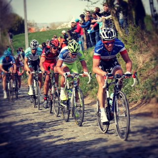 Chavanel, Flanders | by Competitive Cyclist Photos