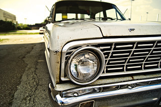 FORD Falcon 1960s | by @iseenit_RubenS | R.Serrano Photography
