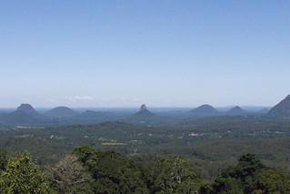 Glasshouse Mountains - view from Mountainview Road | by piesgardiner