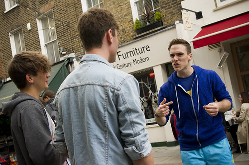TDWM Day 6 - Exmouth Market | by thedancewemade
