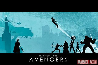 SDCC Avengers Blu-ray Pre-order Poster | by fbtb