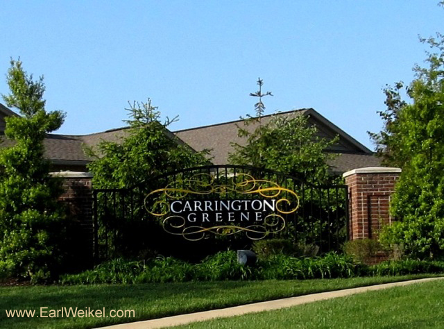 ... Carrington Greene Louisville KY Patio Homes For Sale 40299 Condos Off  Taylorsville Rd Near I