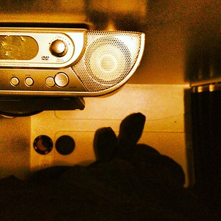 Good night! from the bunk. @ 70 Mph | by Official Sebastian Bach