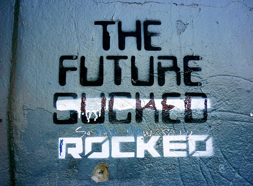 The Future Sucked/Rocked | by Franthropologist
