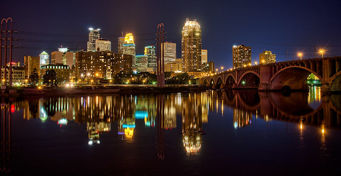 Minneapolis Reflection | by Photomatt28