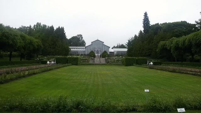 Зимний сад в Хельсинки