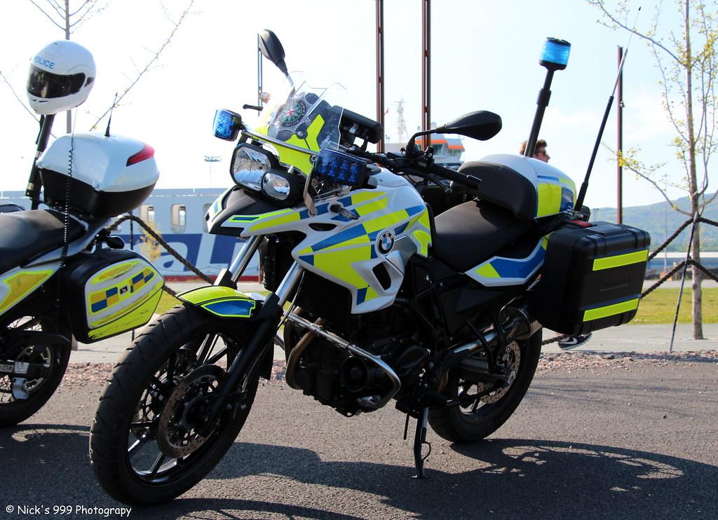 Bmw Gs700p Police Motorbike Motouk