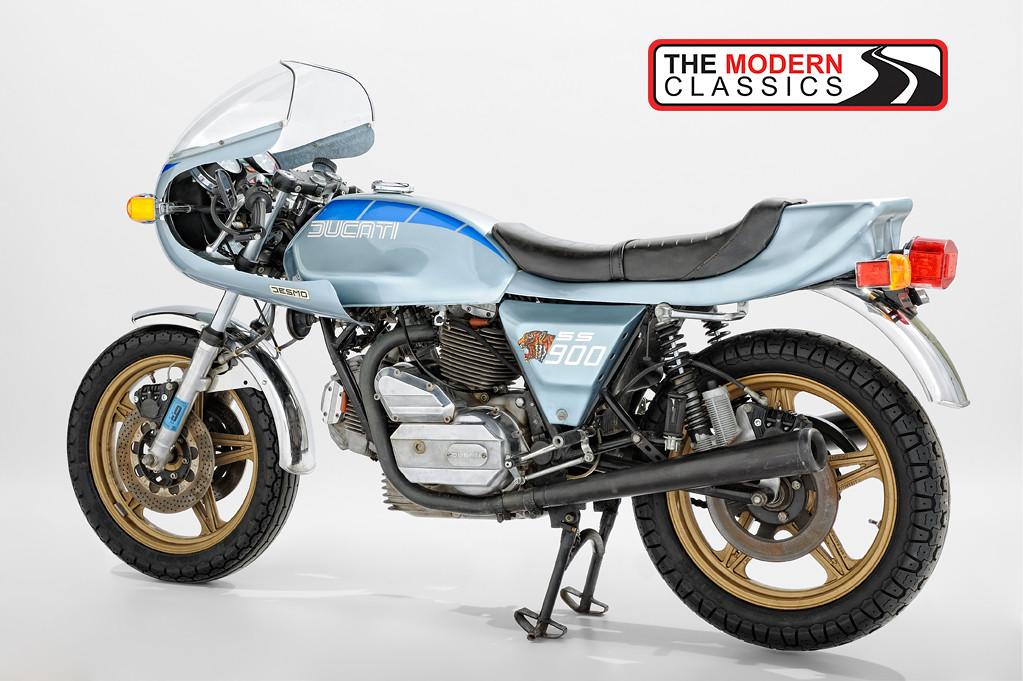 1979 Ducati 900SS Darmah