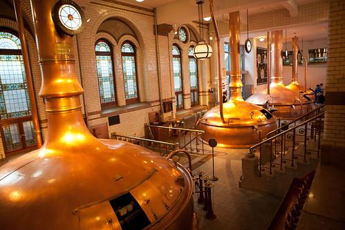 Amsterdam Brewery Free Tour