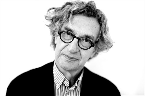 Wim Wenders | by David Kregenow
