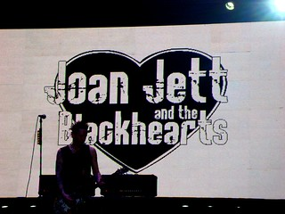 Joan Jett and The Blackhearts | by Mayra F.