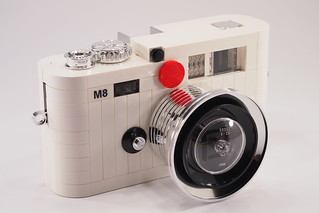 Lego Leica M8 - white edition | by Mr.Attacki