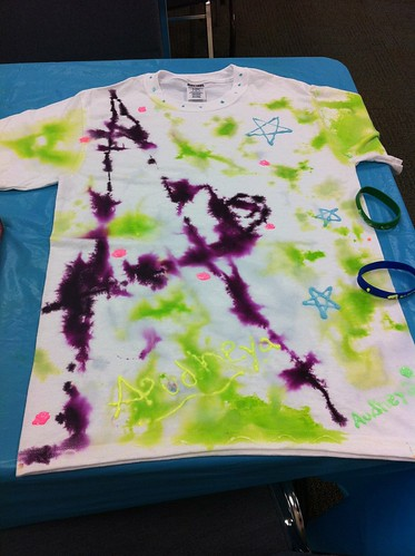Teen Tie Dye Night | by bernardstownshiplibrary
