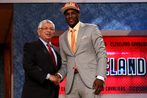 Dion Waiters Draft Day | by Cavs History