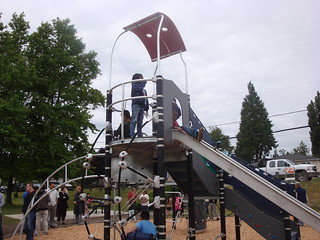 Puget Sound Park Playground Dedication | by BurienParks