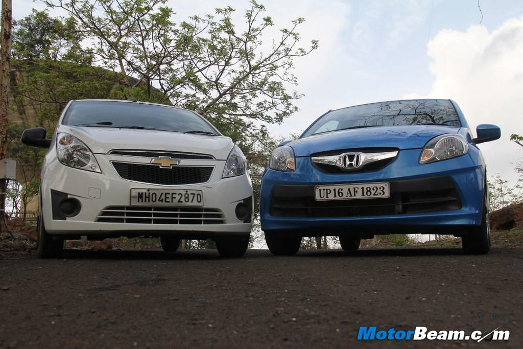 Chevrolet Beat Vs Honda Brio 15 Motorbeamcarsche Flickr