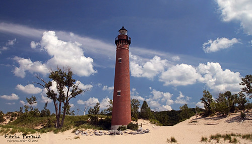 Little Sable Lighthouse - Silver Lake, Michigan | by Kevin Povenz Thanks for all the views and comments