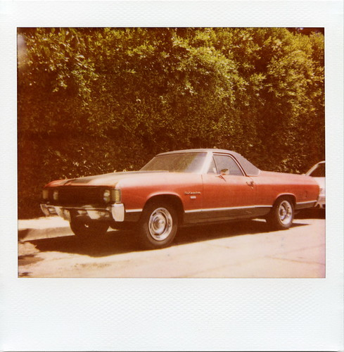 Red El Camino 2 | by tobysx70