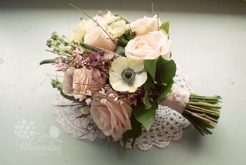 wedding Vintage bouquets style