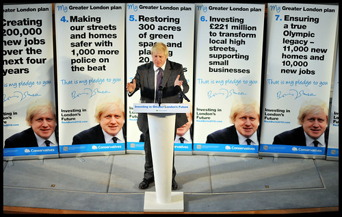 Boris speaks to 250 supporters in Richmond | by BackBoris2012