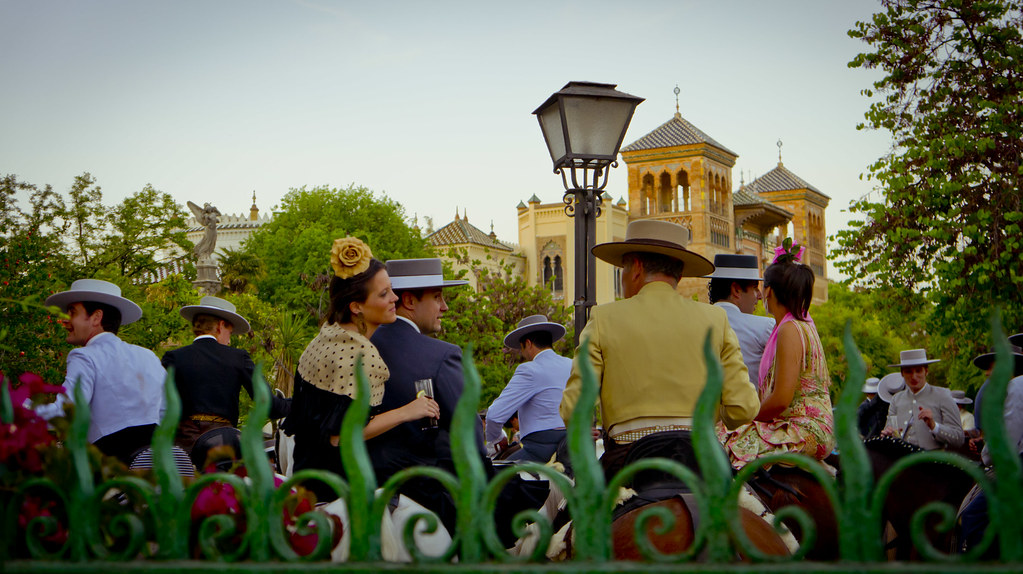 Feria Sevilla 2012