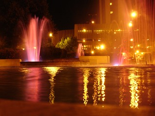 municipal fountains after midnight | by dissuadedotorg