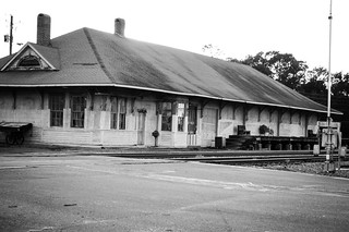 Train depot. Eastman, GA | by JOgdenC