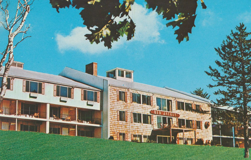 Red Jacket Mountain View Motor Inn - North Conway, New Hampshire