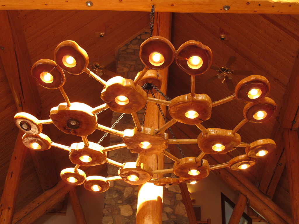 Northern rockies lodge muncho lake chandelier lindsay flickr northern rockies lodge muncho lake chandelier by ouno design aloadofball Image collections