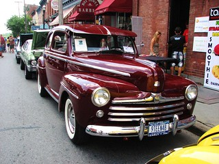 A 1948 FORD SEDAN IN JULY 2012 | by richie 59