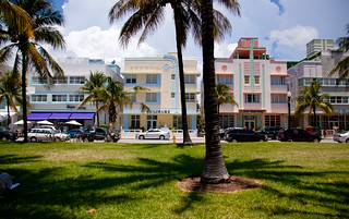 Ocean Drive Art Deco Hotels - Miami Beach | by ChrisGoldNY
