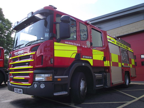Derbyshire Fire and Rescue | by readie1000