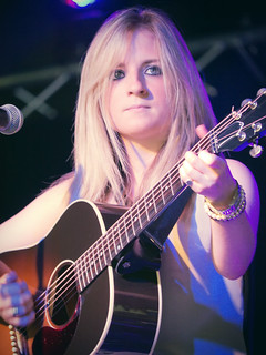 Kristy Gallacher - Warwick Folk Festival 2012 | by efsb