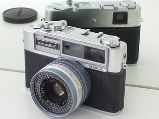 Yashica Minimatic-C | by OZBOX