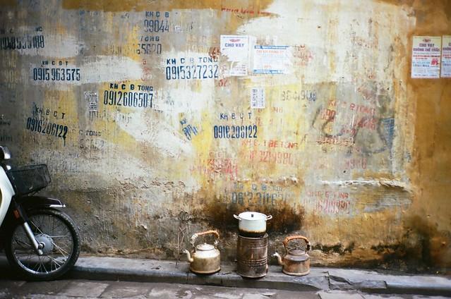 {Hanoi - on the street 2}