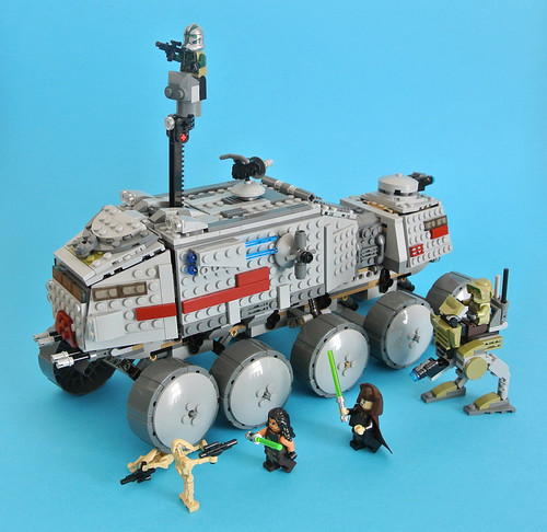 Review 75151 Clone Turbo Tank Brickset Lego Set Guide And Database