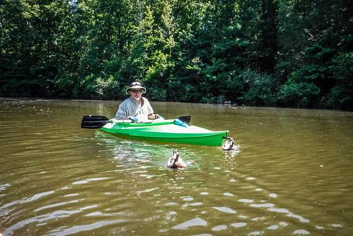 Lake Oolenoy Kayaking-30