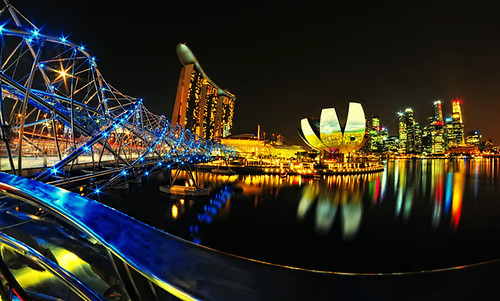 marina bay sand, singapore | by D'max