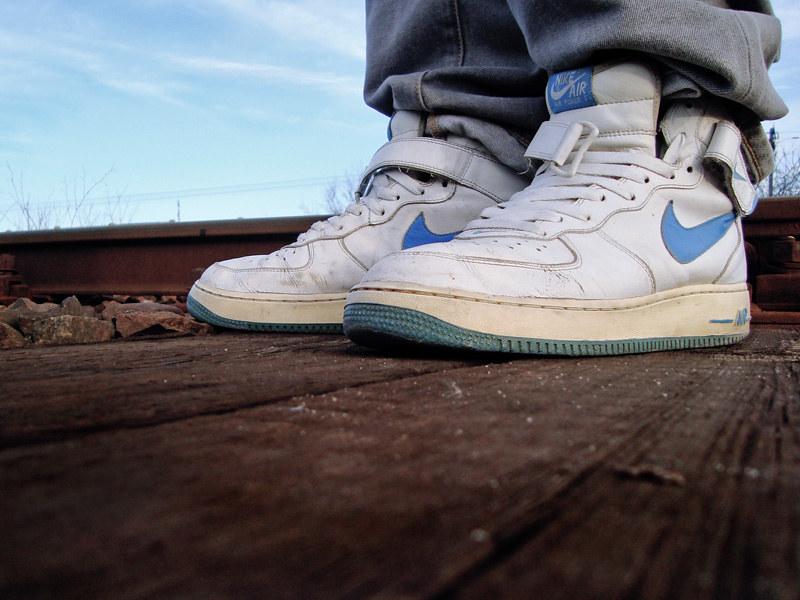 official photos b9586 2e619 ... Nike Air Force 1  by BND
