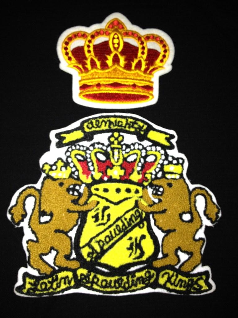 Chicago Gangs Almighty Latin Kings Alks Adr Original Moth Flickr