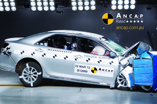 Toyota Aurion (2012-on) | by ANCAPSafetyRatings