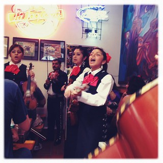 Mariachi at La Taqueria. | by TheRealMichaelMoore