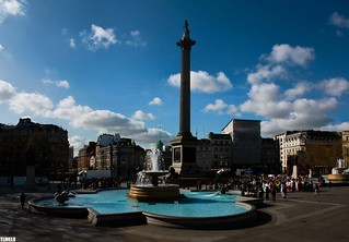 Trafalgar Square - London - England | by TLMELO