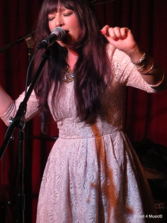 Jasmine Ash @ The Hotel Cafe [06/21/12] | by bored4music