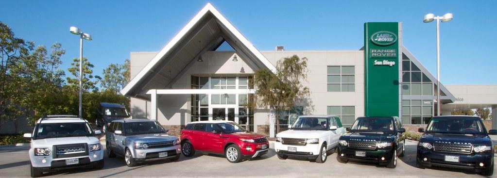Range Rover San Diego >> Land Rover Range Rover Land Rover San Diego Store Front