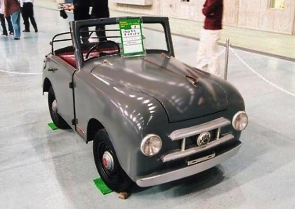 Auto Sandal 348cc 1953