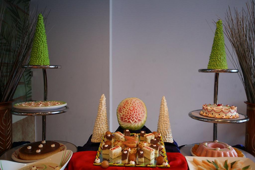 Dessert Corner Voyagerctg Flickr