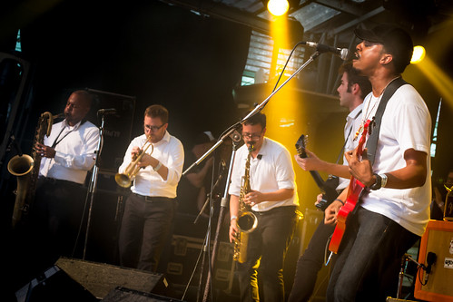Black Joe Lewis & The Honeybears - Meredith Music Festival 2011 | by Aunty Meredith