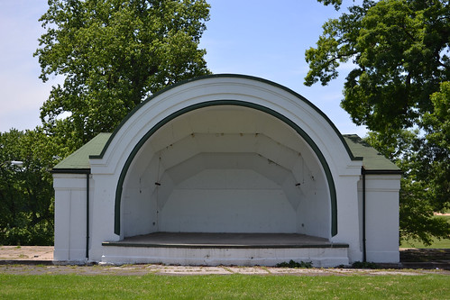 Clifton Park Bandstand | by Monument City
